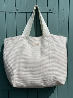 copy of Pink honeycomb tote