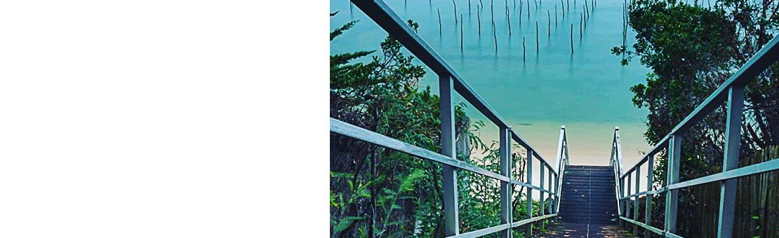 Les escaliers du paradis